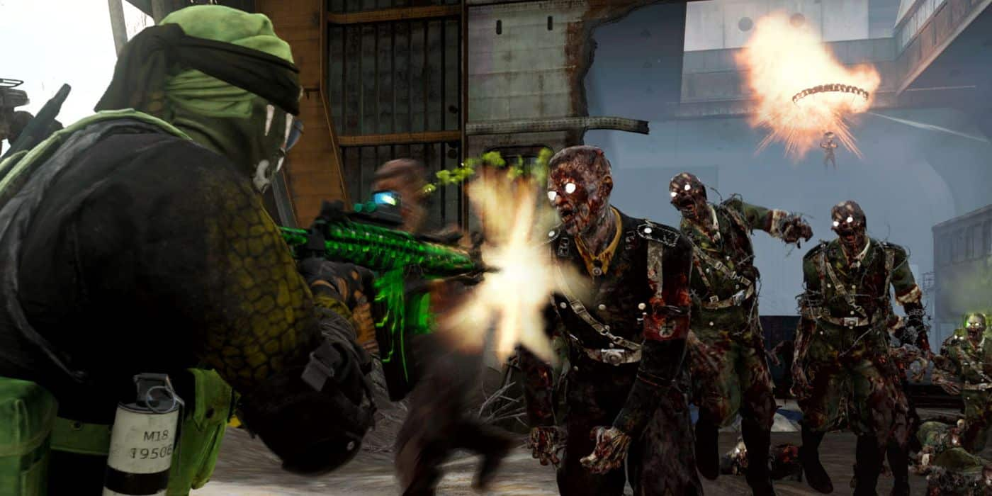 Zombies Warzone